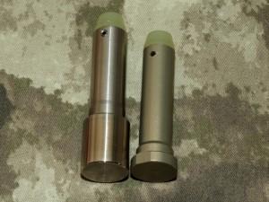 .45acp Heavy Buffer Compared to a Carbine Buffer