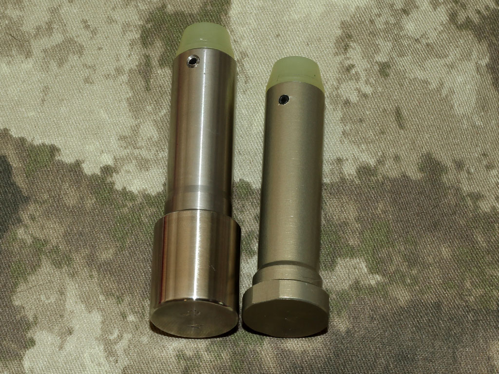 45acp AR15 BUFFER COMPARED TO AR15 CARBINE BUFFER