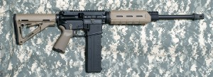 .45 AR15 Project