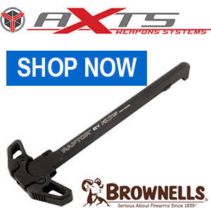 AXTS RAPTOR AR-15 Charging Handle