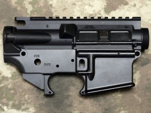 300AAC BLACKOUT CMMG MILSPEC STRIPPED UPPER RECEIVER