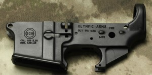 OLYMPIC ARMS PRE BAN AR15 LOWER