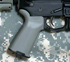 Magpul MOE Pistol Grip Foliage Green