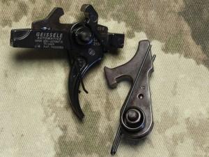 GEISSELE AUTOMATICS SSA TRIGGER | GEISSELE SSA TRIGGER FOR AR 15 RIFLES
