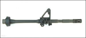 colt m4 barrel