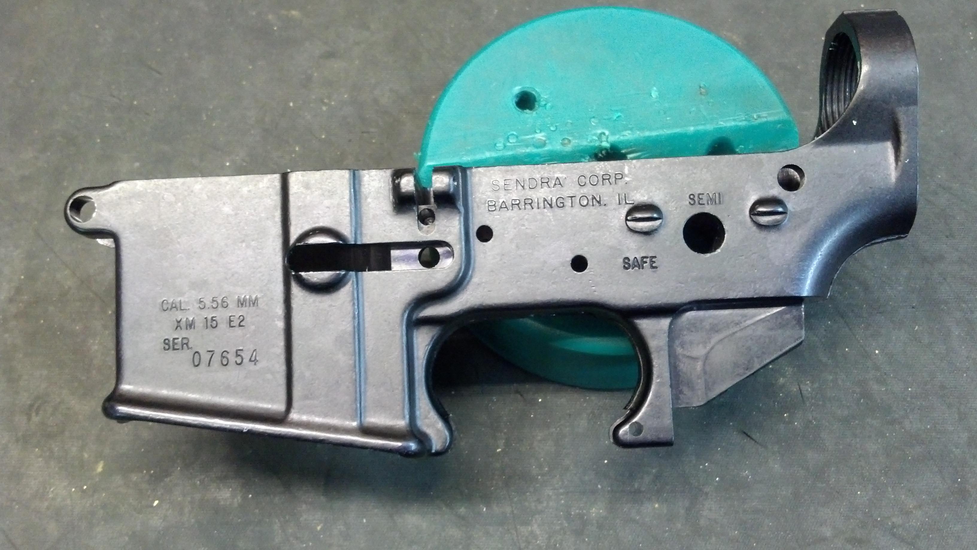 Bushmaster Serial Number Bfi