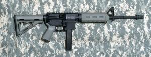 9mm AR15