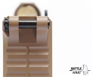 Battle Arms Development BAD-EPS  Enhanced Pivot and Takedown Pins Set AR15
