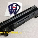American Spirit Arms ASA Side Charging AR-15 Upper Receiver