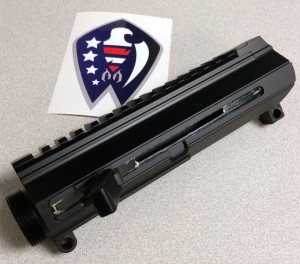 ASA AR-15 M4 SIDE CHARGER UPPER RECEIVER