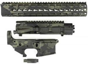 Aero Precision Builder Set MultiCam Black