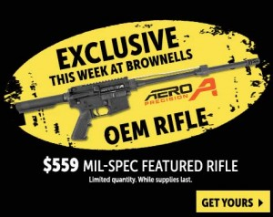 AERO Precision AR15 OEM Rifle