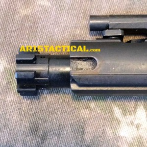Spirit arms asa side charging upper receiver bolt carrier modification