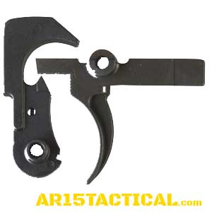 DPMS Trigger and Rounded Un-Notched Hammer Suitable for 9mm AR15