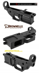 JP AR15 9mm Lower Receiver Kit GMR 13