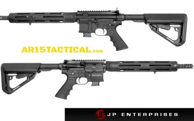 JP RIFLES 9mm CARBINE AR15 GMR-13