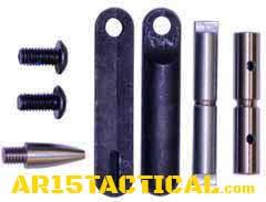 KNS Non Rotating AR15 Pins