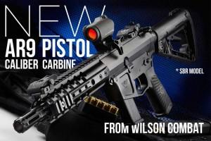 Wilson Combat AR9 9mm AR15
