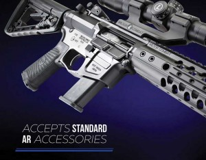 Wilson Combat AR9 9mm AR15 Accepts AR15 Accessories