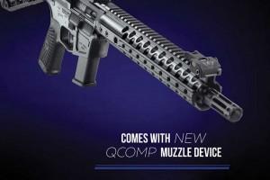 Wilson Combat AR9 9mm AR15 Muzzle Device
