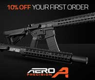 AERO PRECISION 10 Percent Off Your First Order