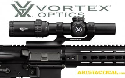 VORTEX STRIKE EAGLE 1-6×24 SCOPE