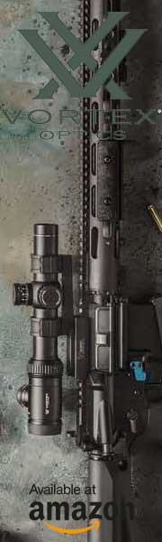 VORTEX AR-15 RIFLESCOPES