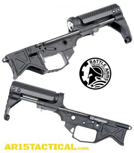BAD PDW MONOLITHIC LOWER RECEIVER