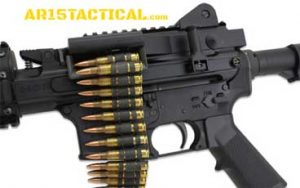 ARES-15 MCR Magazine Belt Fed AR15 Upper