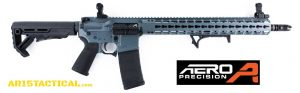 Aero Precision Jesse James Cold War Grey Cerakote AR15