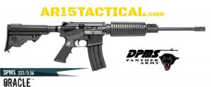 DPMS Oracle Cheapest AR-15 2016 RFA3-OC