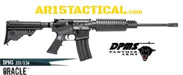 DPMS Oracle Cheapest AR-15 2016 RFA3-OC
