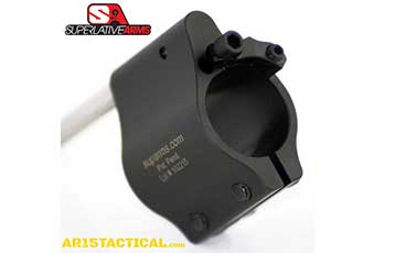 Superlative Arms AR15 Adjustable Gas Blocks