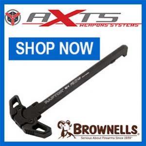 AXTS RAPTOR AR-15 Charging Handle