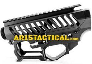 F1 Firearms Skeletonized AR15 Receiver Set BDR-15-3G