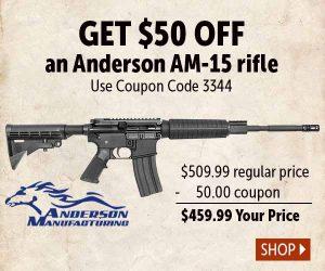 Anderson AM-15 Cheap AR-15