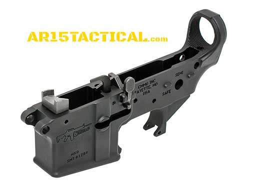 CMMG 9mm AR-15 LOWER RECEIVER | CMMG 9mm AR-15 LOWER RECEIVERS