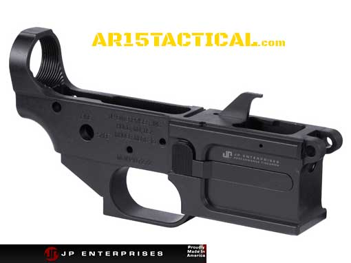 JP 9mm AR-15 LOWER RECEIVERS GMR 13