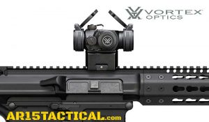 Vortex Optics Sparc II 2 MOA Red Dot Sight SPC-402 Video