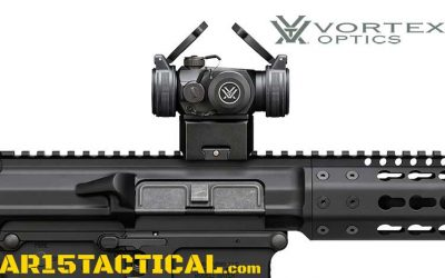 Vortex Optics Sparc II 2 MOA Red Dot Sight SPC-402