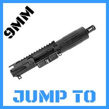 9MM AR 15 UPPER RECEIVER OPTIONS