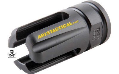 ADVANCED ARMAMENT AR-15 BLACKOUT NON-SILENCER MOUNT FLASH HIDER 9MM