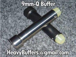 Heavy Buffers 9mm Q Buffer