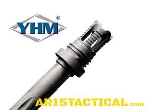 YHM Wraith XL Q.D. 9MM AR Flash Hider