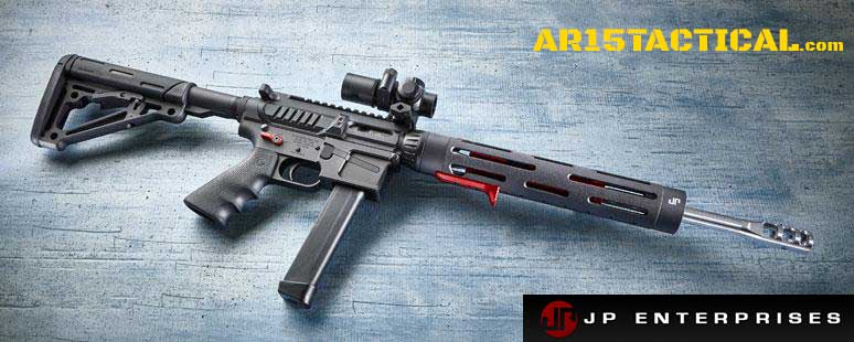 JP GMR-15 9MM CARBINE 9MM AR RIFLE