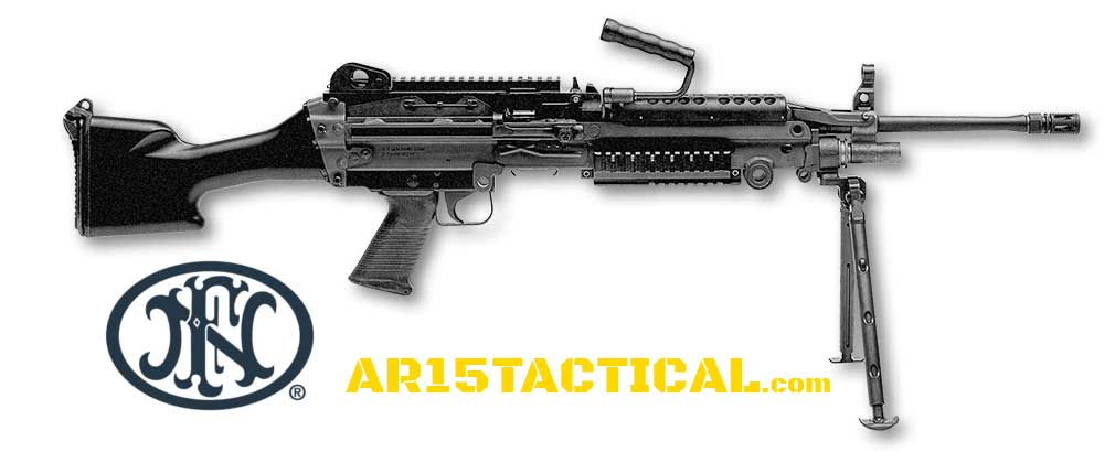 FN M249S Centerfire Rifle