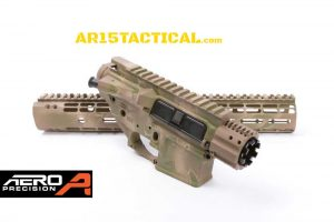 Aero Precision M4E1 Desert MAD Dragon AR-15 Builder Set