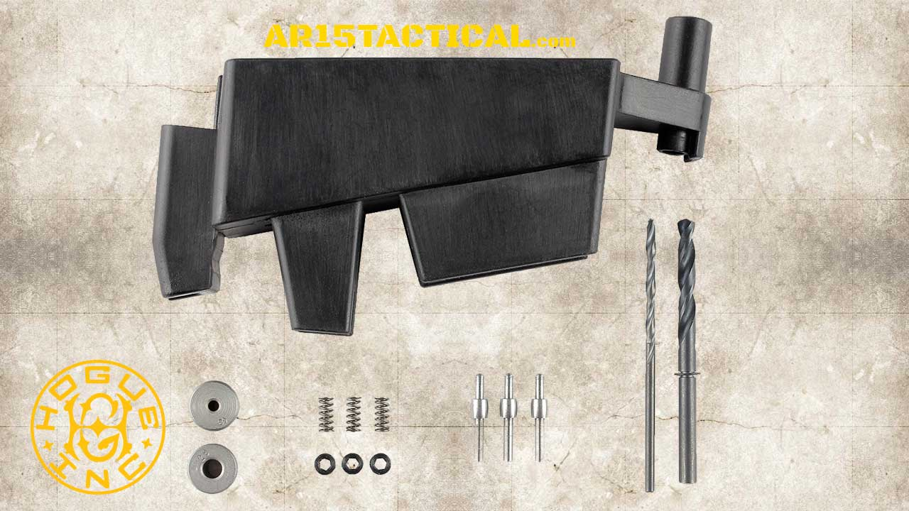 Picture of a HOGUE AR-15 FIXED MAGAZINE CONVERSION KIT