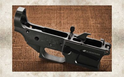 JP GMR-15 9MM BILLET LOWER RECEIVER KIT