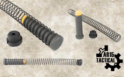 AR-15 9MM BUFFER KIT | ANGSTADT ARMS